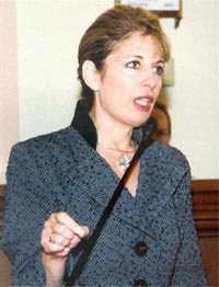 Jackie Speier: Redistricting will not change the face of the body politic